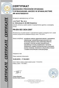 Zgodność procesów spawania z wymaganiami jakości w spawalnictwie